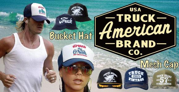 トラックブランド(Truck Brand)キャップ・帽子