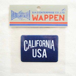 画像4: USAアドバタイジングワッペン CALIFORNIA USA