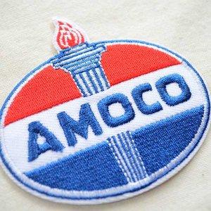 画像2: ロゴワッペン アモコオイル/AMOCO EMBLEM