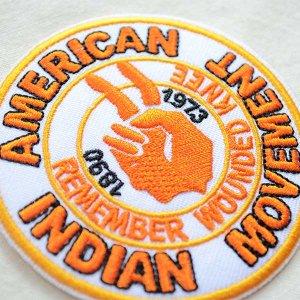 画像2: アメリカンワッペン インディアン ピース