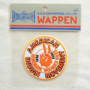 画像4: アメリカンワッペン インディアン ピース
