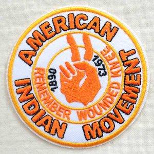 画像1: アメリカンワッペン インディアン ピース