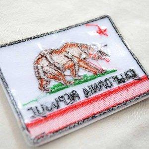 画像3: アメリカンワッペン CALIFORNIA REPUBLIC/カリフォルニア州旗