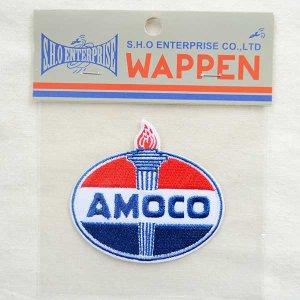 画像4: ロゴワッペン アモコオイル/AMOCO EMBLEM