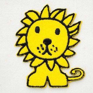 画像1: ワッペン ディックブルーナ ライオン