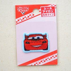 画像4: シールワッペン ディズニーシリーズ CARS/カーズ(正面)