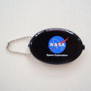 画像1: ラバーコインケース NASA/ナサ