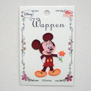 画像4: ワッペン ディズニー ミッキーマウス