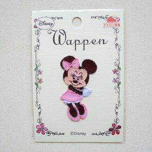 画像4: ワッペン ディズニー ミニーマウス