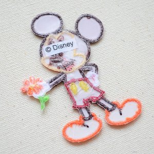 画像3: ワッペン ディズニー ミッキーマウス
