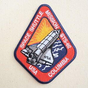 画像1: ロゴワッペン NASA ナサ(STS-062)