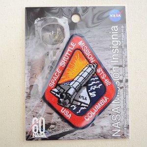 画像4: ロゴワッペン NASA ナサ(STS-062)