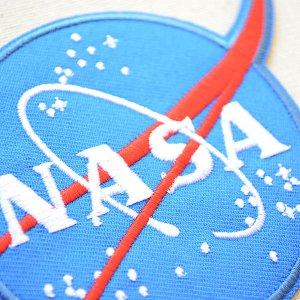 画像2: ロゴワッペン NASA ナサ エンブレム