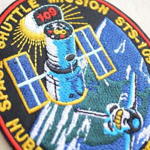 画像2: ロゴワッペン NASA ナサ(STS-109)