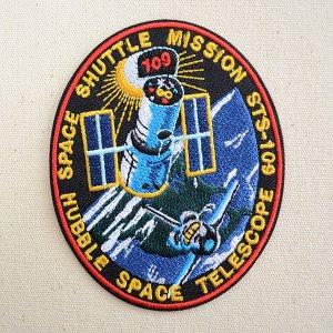 画像1: ロゴワッペン NASA ナサ(STS-109)