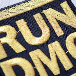 画像2: 音楽ワッペン RUN DMC
