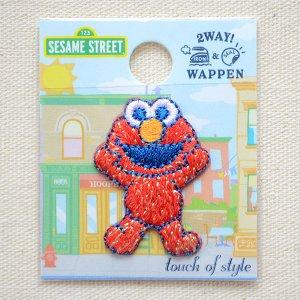 画像4: ワッペン セサミストリート エルモ/Elmo