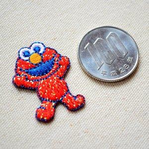 画像2: ワッペン セサミストリート エルモ/Elmo