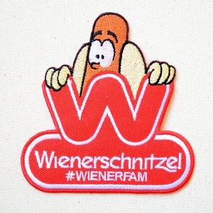 画像1: ワッペン ウィンナーシュニッツェル/Wienerschnitzel