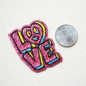 画像2: ワッペン リンリンエミリー (LOVE)