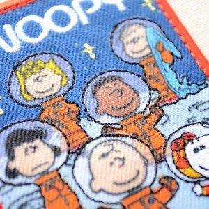 画像2: シールワッペン スヌーピー Astronauts Misson to Mars