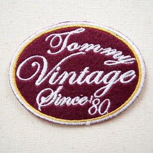画像1: アメリカンワッペン Vintage ヴィンテージ(エンジ)