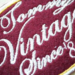 画像2: アメリカンワッペン Vintage ヴィンテージ(エンジ)