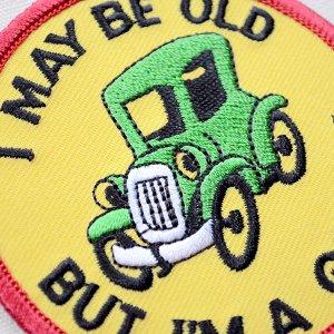 画像2: アメリカンワッペン I MAY BE OLD