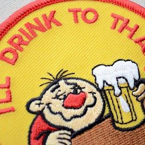 画像2: アメリカンワッペン I'LL DRINK TO THAT