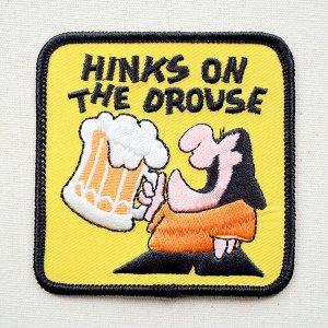 画像1: アメリカンワッペン HINKS ON THE DROUSE
