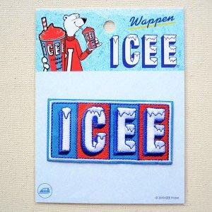 画像4: ロゴワッペン ICEE アイシー