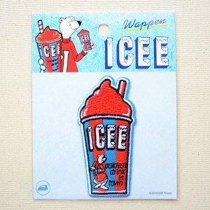 画像4: ロゴワッペン ICEE カップ(レッド)