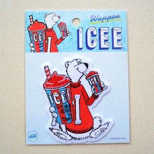 画像4: ロゴワッペン ICEE ベアー