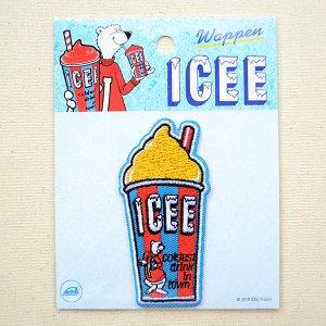 画像4: ロゴワッペン ICEE カップ(イエロー)