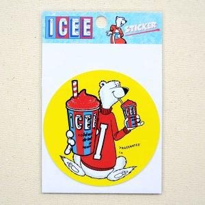 画像3: ステッカー/シール ICEE ベアー