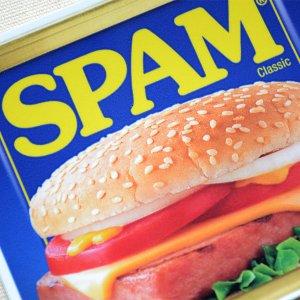 画像2: ステッカー/シール スパム SPAM 缶