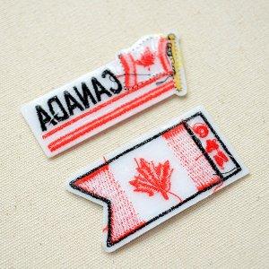 画像3: ワッペン カナダ国旗 フラッグ