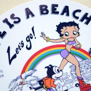 画像2: ステッカー/シール ベティブープ Betty Boop(LIFE IS A BEACH)