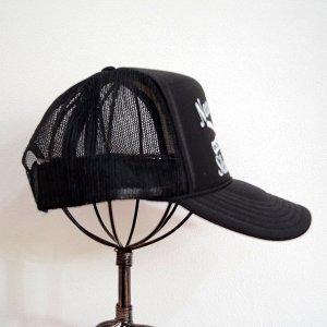 画像3: 帽子/メッシュキャップ トラックブランド New York(ブラック) メール便不可