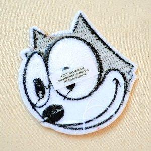 画像3: ワッペン フィリックスザキャット Felix The Cat(フェイス)