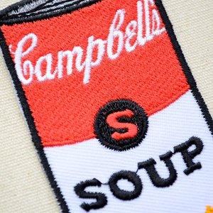 画像2: ロゴワッペン キャンベルスープ缶 Campbell's Soup