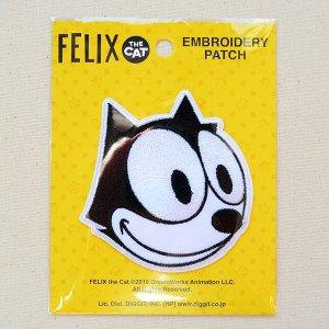 画像4: ワッペン フィリックスザキャット Felix The Cat(フェイス)