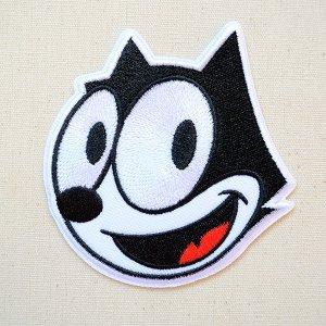 画像1: ワッペン フィリックスザキャット Felix The Cat(スマイル)