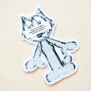画像3: ワッペン フィリックスザキャット Felix The Cat(スタンド)