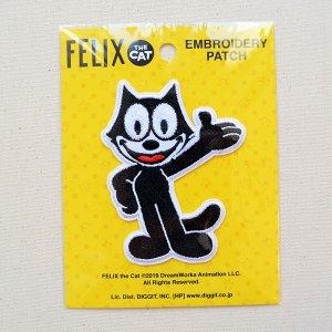 画像4: ワッペン フィリックスザキャット Felix The Cat(グリート)