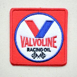 画像1: ワッペン バルボリン レーシングオイル