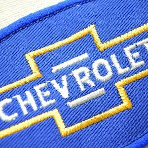 画像2: ロゴワッペン Chevrolet/シボレー アメ車 GM