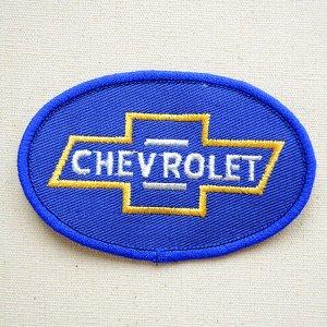 画像1: ロゴワッペン Chevrolet/シボレー アメ車 GM