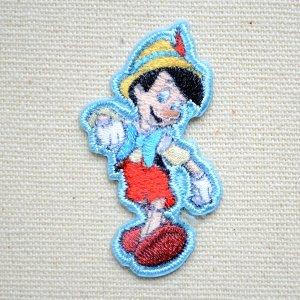 画像1: シールワッペン ピノキオ
