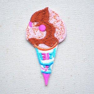 画像1: ワッペン バスキン ロビンス アイスクリーム